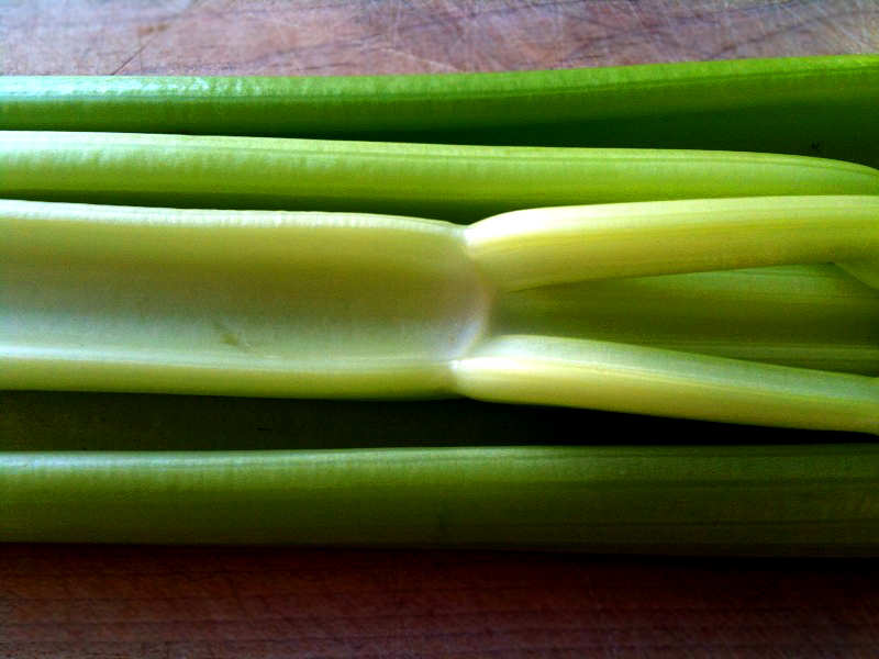 Celery Stalks - photo by TheDeliciousLife